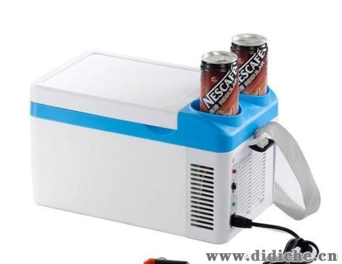 CW2-4L 电子冷热箱 迷你小冰箱 汽车冰箱 便携式冰箱 车载冰箱,ABS制动系统