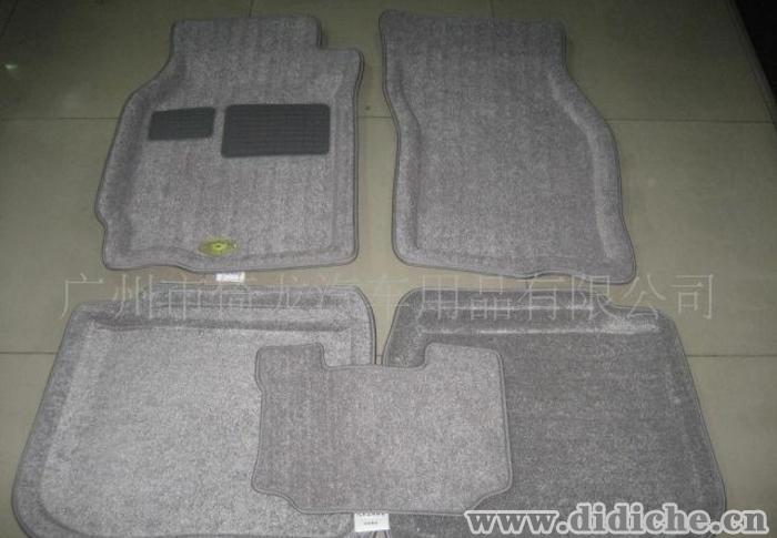 雅贵大马路第一代汽车3D立体脚垫09款起亚福瑞迪,汽车脚垫汽车内外饰用品